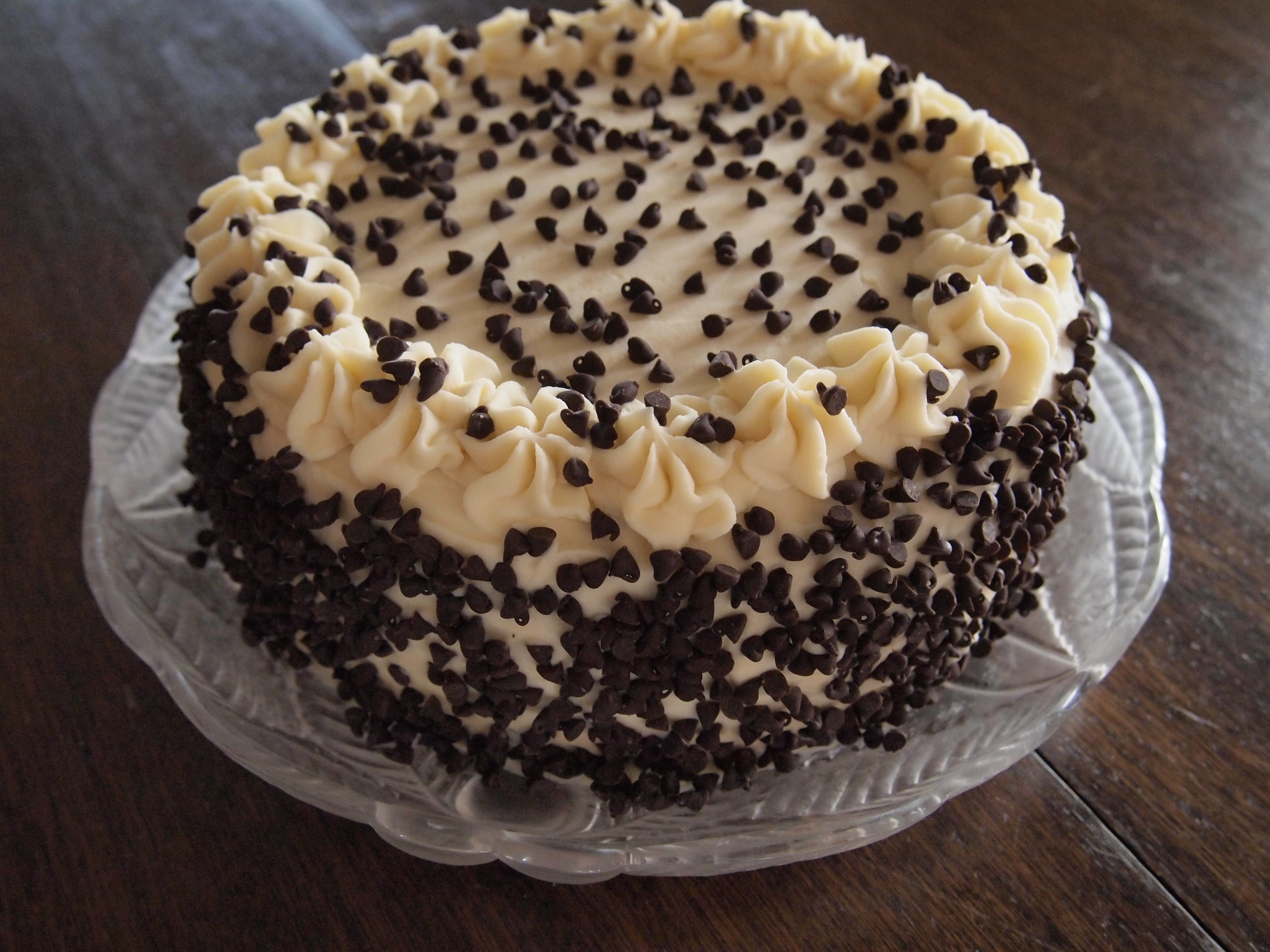 Italian Butter Cake